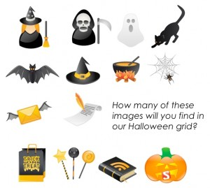 Halloween Treasure Hunt