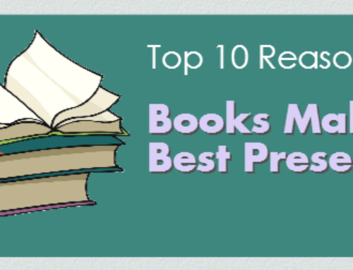 Top 10 Reasons Why Books Make the Best Gifts