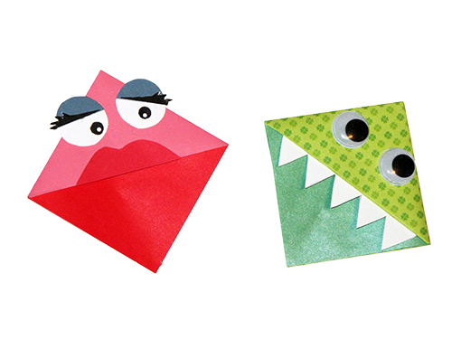 origami-monsters
