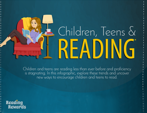 Children, Teens & Reading – an Infographic