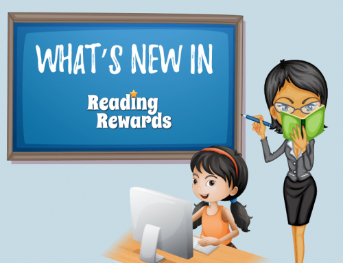 What's New in Reading Rewards (Aug. 2017)