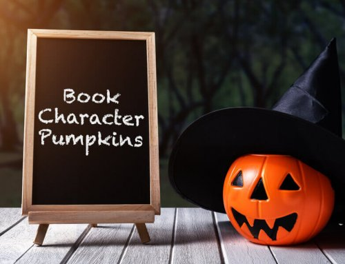 Book Character Pumpkins: Not-So-Scary Book Reports
