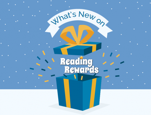 What's New on Reading Rewards (Fall 2018)