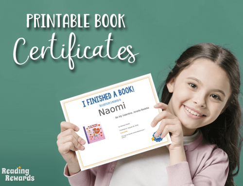 Introducing Printable Book Certificates