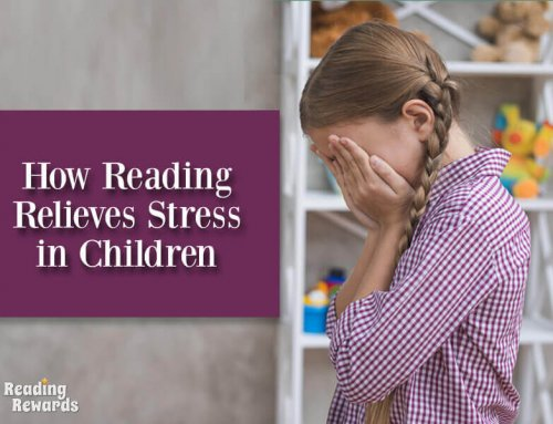 How Reading Relieves Stress in Chilldren